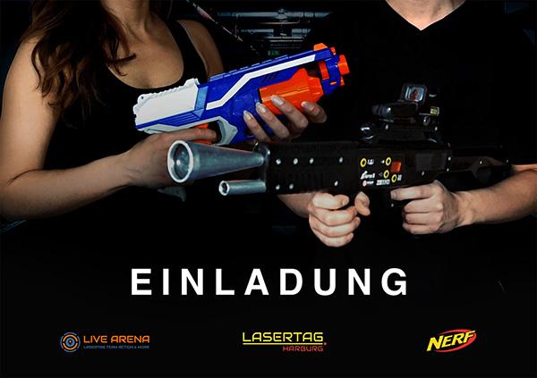 Weihnachtsfeier Harburg.Live Arena Lasertag Nerf Fun Und Veranstaltungen